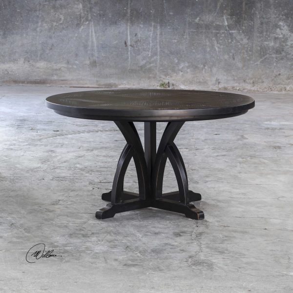 Romani Round Dining Table