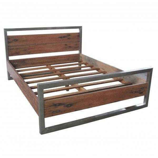 King Bed Railwood