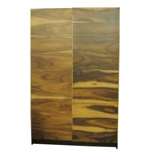 Wardrobe 2 Doors Suar Wood