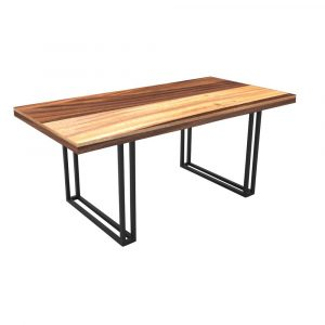 Small Dining Table Suar Double