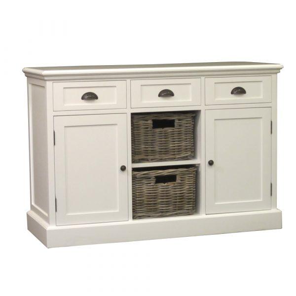 Saga Cabinet 3 Drawers 2 Doors